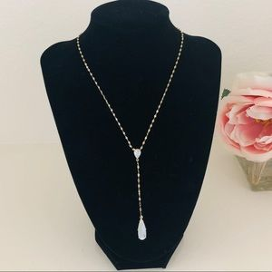 Elegant Necklace With Mother of Pearl